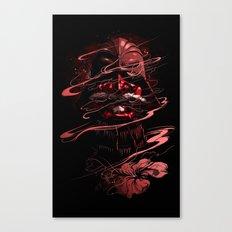 Bloodbath Canvas Print