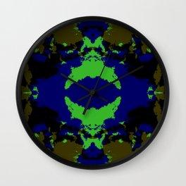 Masayuki - Rorschach Butterfly Wall Clock