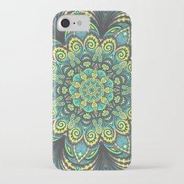Flower Power - Mandala Art iPhone Case