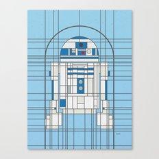R2D2 Deco Droid Canvas Print