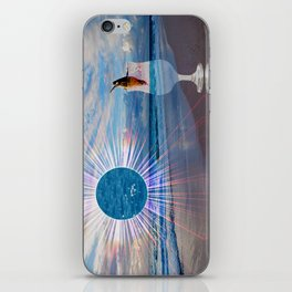 BEACH FANTA-SEA iPhone Skin