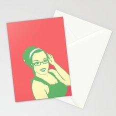 self portrait 2 Stationery Cards
