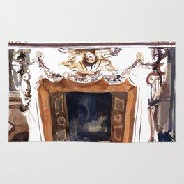 fireplace Rug