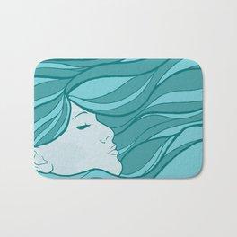 Deep Under Water Bath Mat