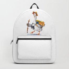 Hiking Goose Backpack