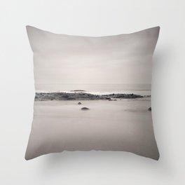 Thin Fog #2 Throw Pillow