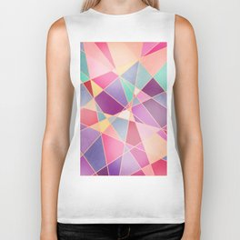 STAINED GLASS WINDOW Biker Tank