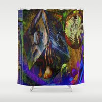 engineer Shower Curtains featuring The Ultimate Engineer  by Joseph Mosley