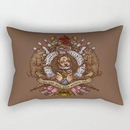 Murray crest Rectangular Pillow