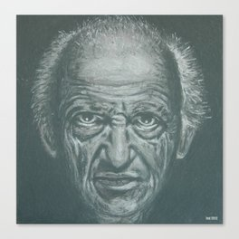 """MOEBIUS"" rulezz! Canvas Print"