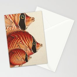 Fish Classic Designs 2 Stationery Cards