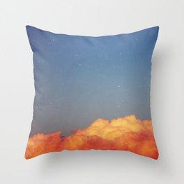 Let Heaven Come Throw Pillow