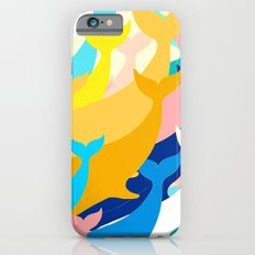 Chill Whales Slim Case iPhone 6s
