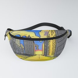 Sunrise City Fanny Pack
