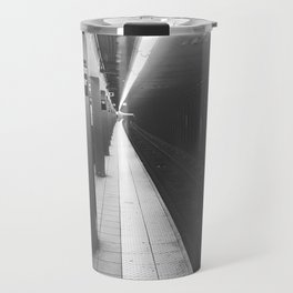 Lincoln Center Subway Travel Mug
