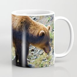 Griz - Wildlife Art Print Coffee Mug