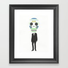 Mexican Party 2 Framed Art Print