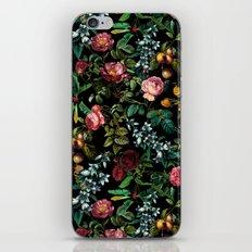 Floral Jungle iPhone & iPod Skin