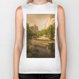 Yosemite Valley California, United States Biker Tank