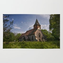 Selmeston Church Rug
