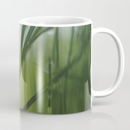 The texture of early morning Coffee Mug