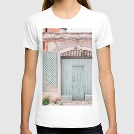 The mint door T-shirt