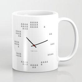 Time Flies Coffee Mug