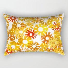 Autumn Sun Rectangular Pillow