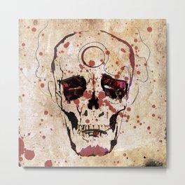 """Dead Man"" Metal Print"
