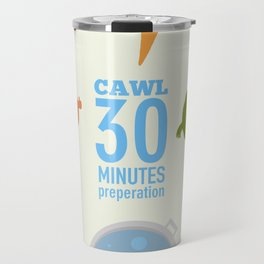 cawlicious Travel Mug