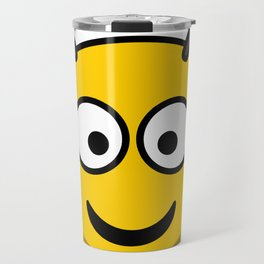 Cartoon Cute Bee Travel Mug