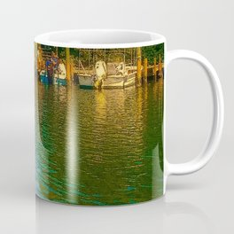 Florida Watering Hole Coffee Mug