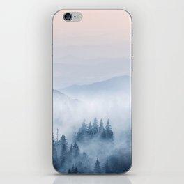 Pastel landscape 03 iPhone Skin