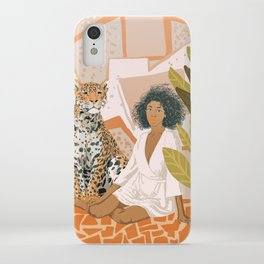 House Guest iPhone Case