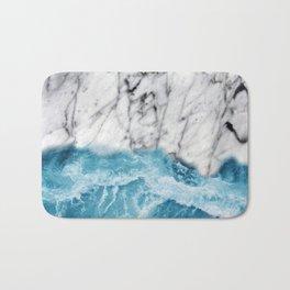 Marble sand Bath Mat