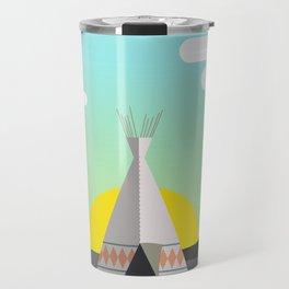 Tee-Pee Time Travel Mug
