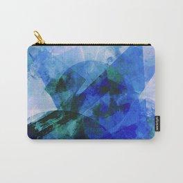 Precipice in Blue VI Carry-All Pouch
