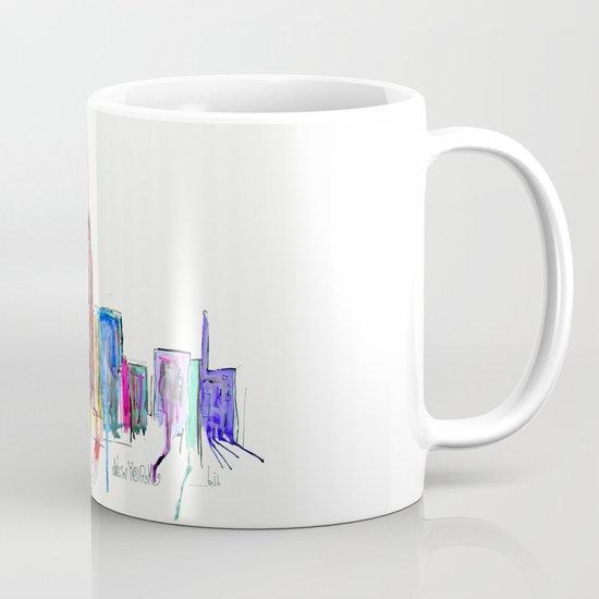 new york inked  Mug