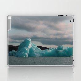 Icelandic Iceberg Laptop & iPad Skin