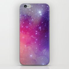 Watercolor Space #1 iPhone & iPod Skin