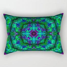 Padded Python Posterchild Rectangular Pillow