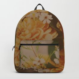 Autumn Floral Backpack