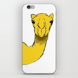 Camel iPhone Skin
