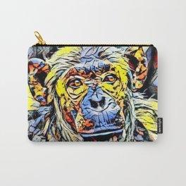 Color Kick - Chimp Carry-All Pouch