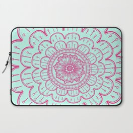 blue&pink Laptop Sleeve