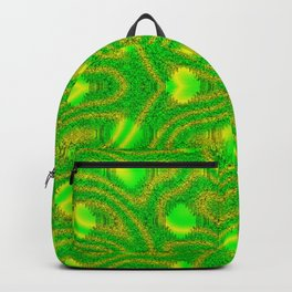 Hope-and-reality-pattern Backpack