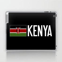 Kenya: Kenyan Flag & Kenya Laptop & iPad Skin
