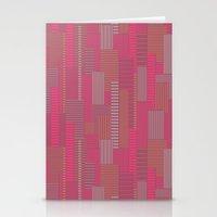 metropolis Stationery Cards featuring Metropolis by Kimsa
