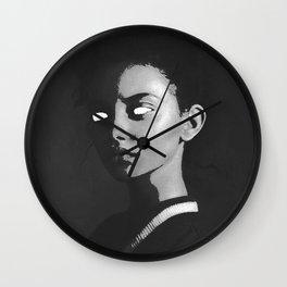 Dead Eyes Vol. II Wall Clock