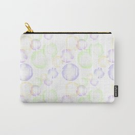 Bubbles 1 Carry-All Pouch